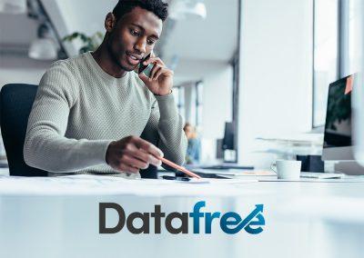 Datafree Corporate Identity
