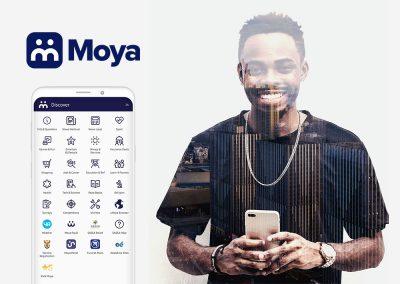 Moya Corporate Identity