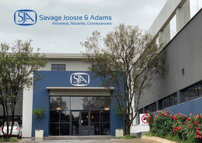 Savage Jooste & Adams Material Update